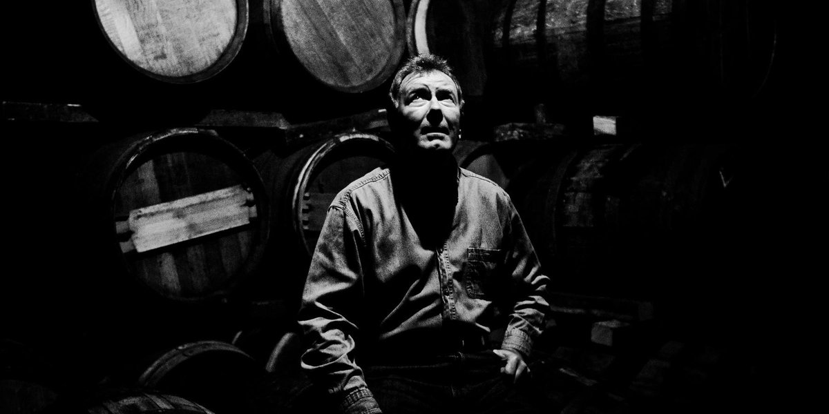 I got to interview @Bruichladdich's Jim McEwan for the @WhiskyExchange blog the other week – http://t.co/nSBnB59qwM http://t.co/0ABRbC6x7w
