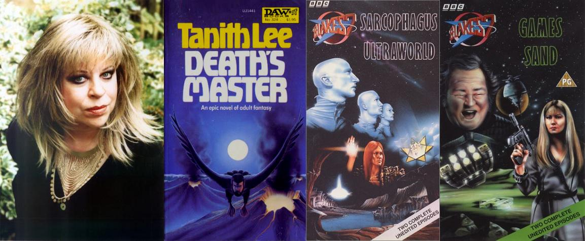 Tanith Lee, 19th September 1947 - 24th May 2015; goodbye to the prolific award winning #fantasy and #scifi author http://t.co/NAuCJDWWkz