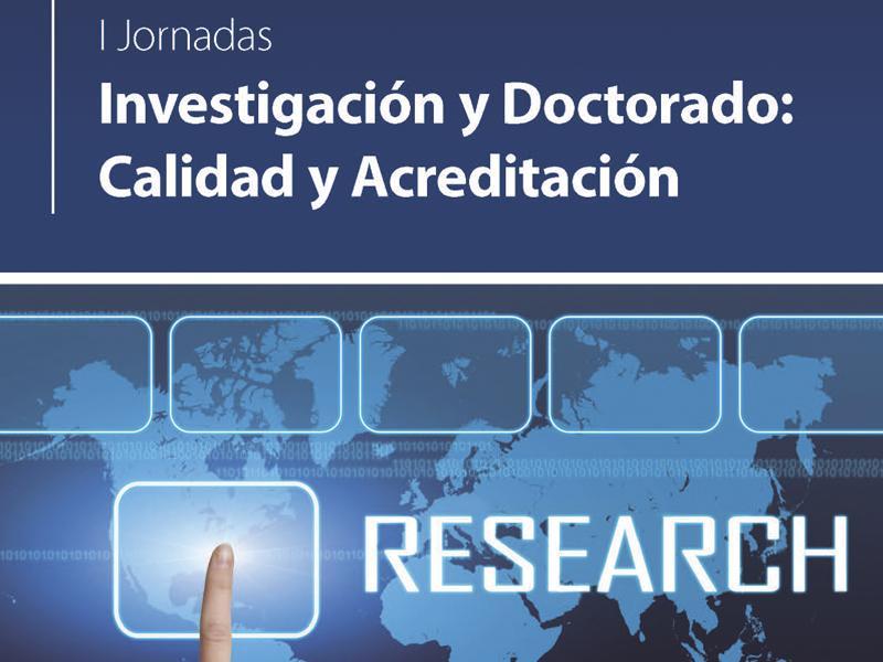 Te esperamos! I #Jornadas de #Investigación y #Doctorado : #Calidad y #Acreditación http://t.co/PsTzgUpZqm #Eiducam http://t.co/PjJjOJZ4CX