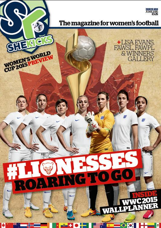 Be the first (aside from our switched on subscribers) to order #SK28, our #FIFAWWC2015 issue: http://t.co/af8sFJ0EWt http://t.co/YN3wi8cR95