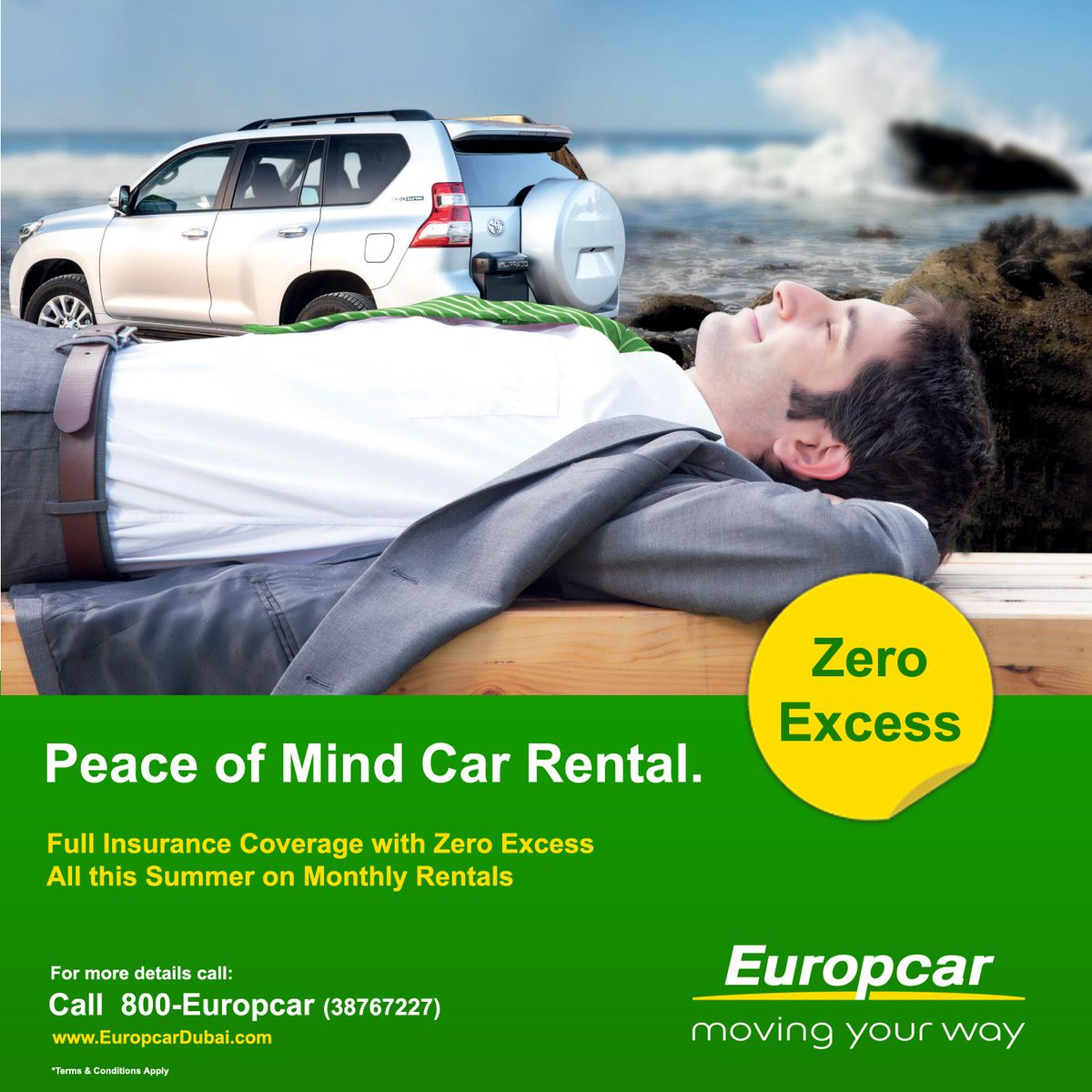 Europcar Dubai On Twitter Europcar Dubai Monthly Carrental