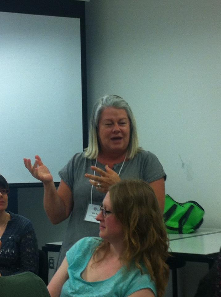 "Kim From UK community partners network ""injustice"" is not ok. #c2Uexpo http://t.co/NZbW4QEQLI"