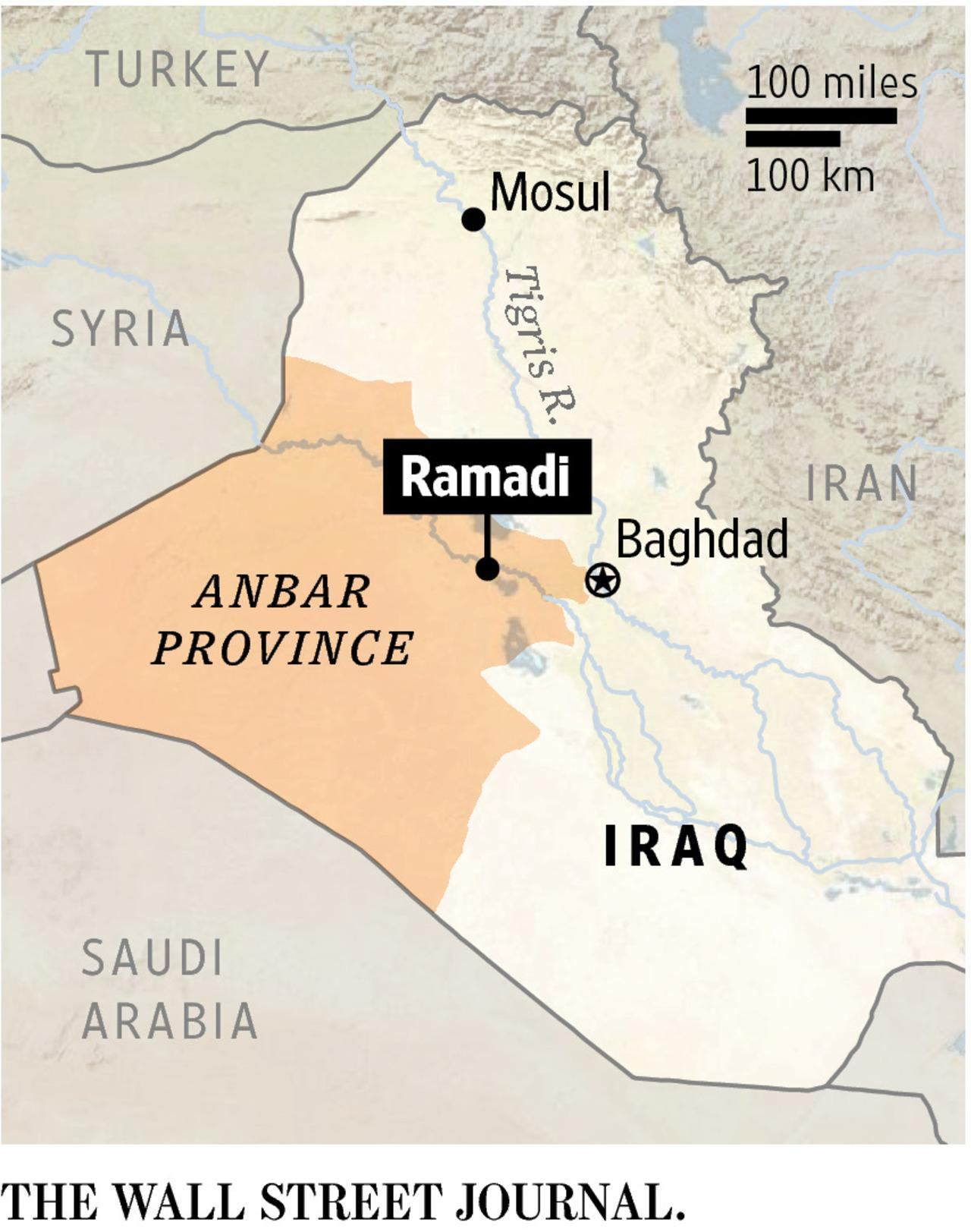 How Islamic State's win in Ramadi reveals new weapons, tactical sophistication and prowess: http://t.co/kbEBDVG94n