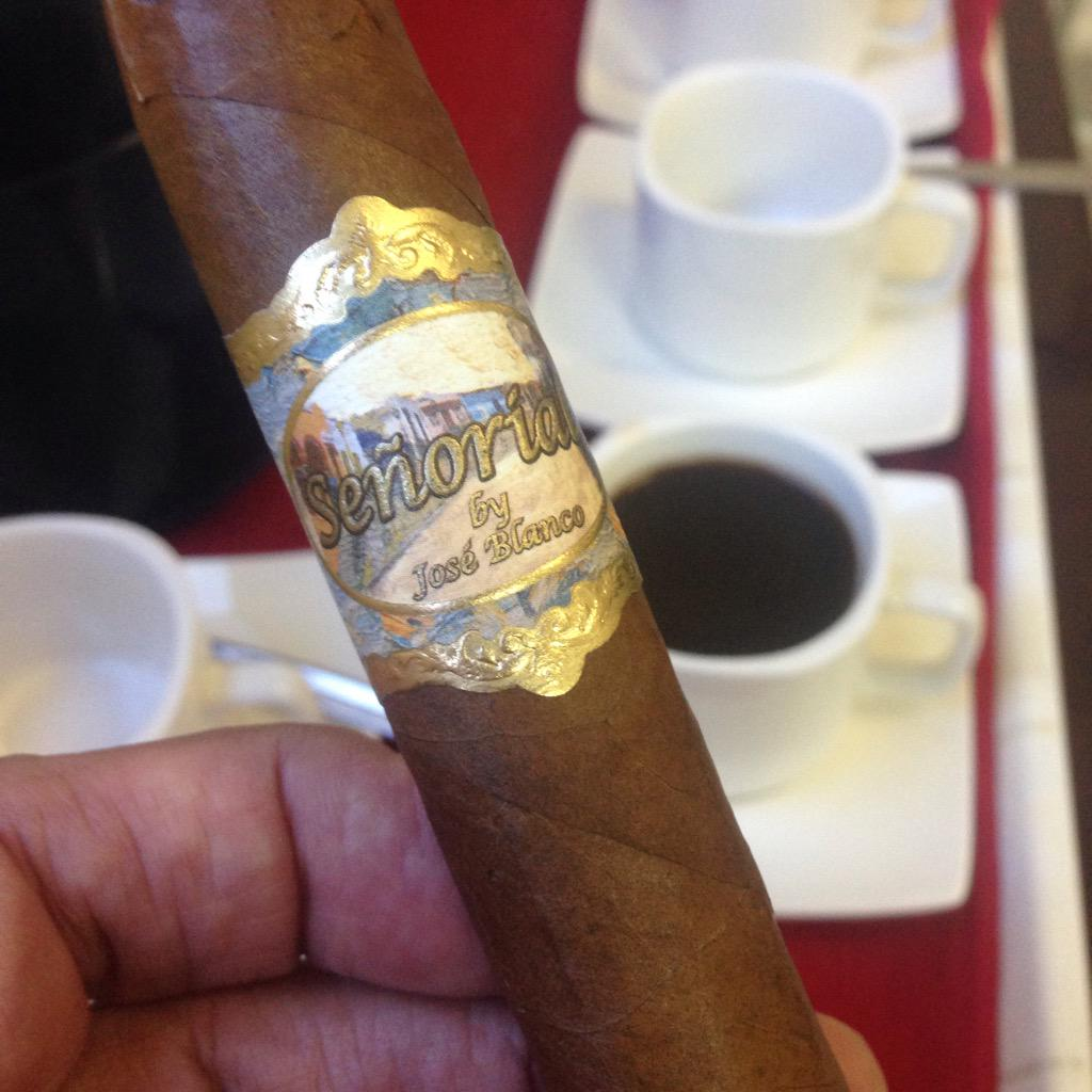 Stop by today at @victorycigars and enjoy this unique blend with a nice coffee!! http://t.co/zJbJTnyHW4