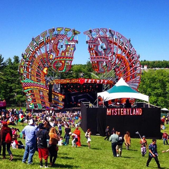 This place is amazing #Mysteryland http://t.co/YwyAHbmfNU