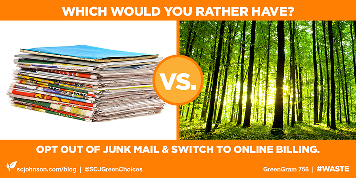 Retweet if you've made choices to minimize paper waste. http://t.co/FlWVOexwi4 #GreenGrams http://t.co/P0mb3g2spR