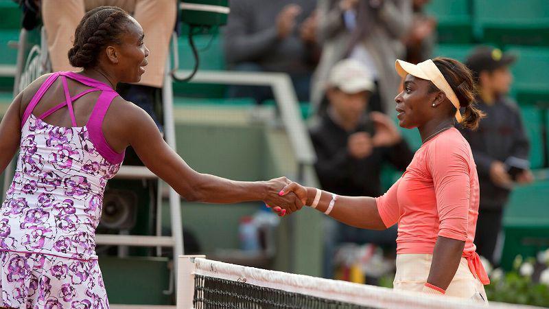 Williamsová a Stephensová spolu hrály jen jednou