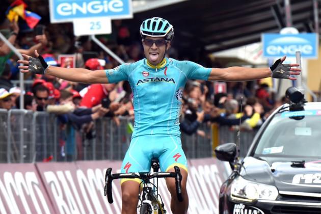 """Giro 2015: sulla """"Montagna Pantani"""" Contador dimostra di non essere un bluff"""