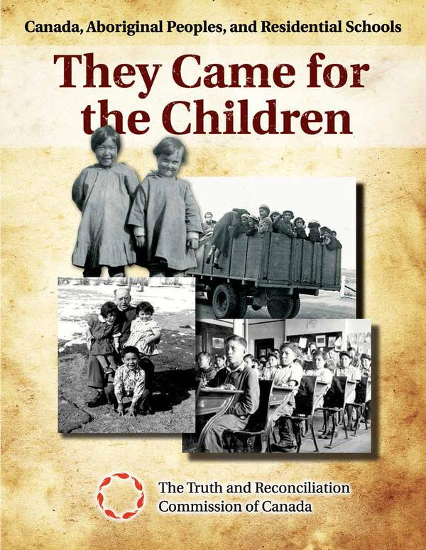 'They Came for the Children' #TC4TC. In the next 4 days, on Twitter the truth will be retold through @kairoscanada http://t.co/AfkhkOHDI6