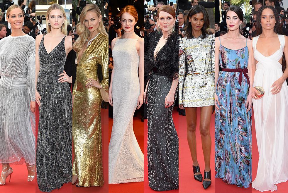 Retour en images sur les plus belles robes de #Cannes2015. Quelle est votre préférée ?---> http://t.co/iDZDiERnO8 http://t.co/ECQtq0VbIl