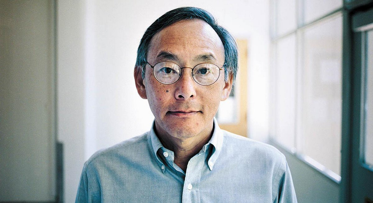 Official name of the building housing #SERC? Chu Hall, after former #Berkeley Lab Director Steven Chu. @ENERGY http://t.co/QrzpGt7sdj