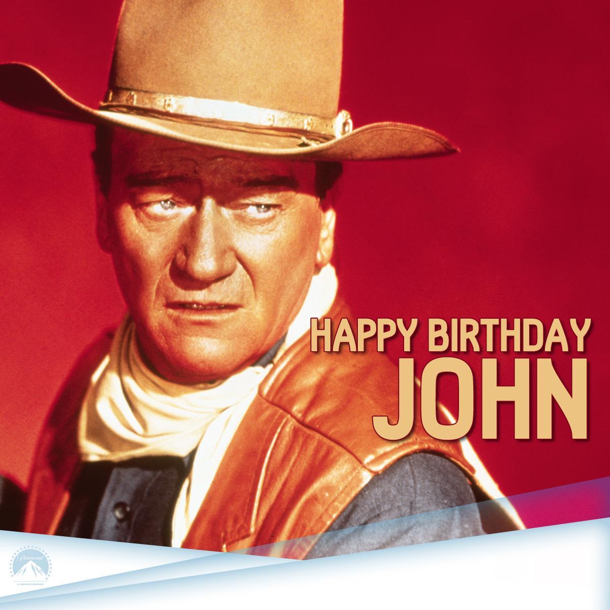 7 best Cindy Morgan images on Pinterest | Cindy morgan ...  |Happy Birthday John Wayne