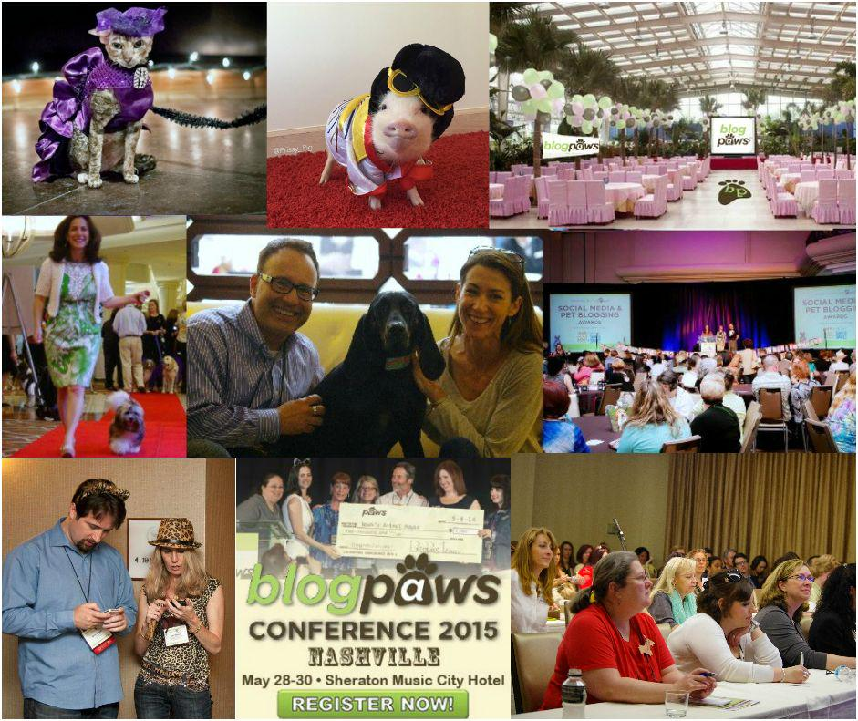 We're thrilled to be a sponsor of #BlogPaws 2015, and can't wait to see you at our booth! RT if you're attending! http://t.co/xpMM4eire5