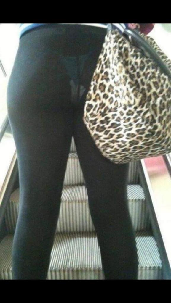 leggings g string