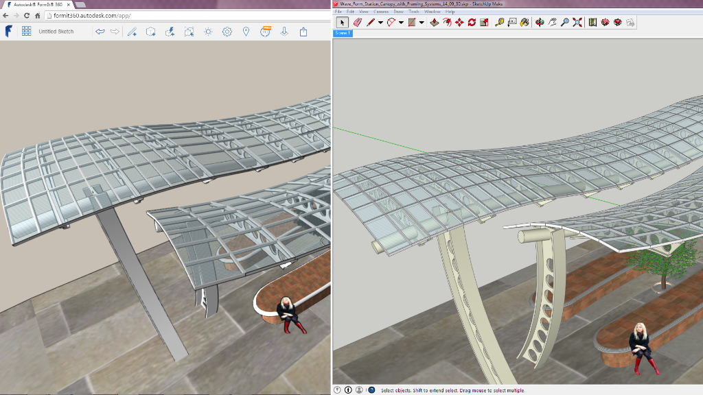 Autodesk revit on twitter import your sketchup and for Sketchup import