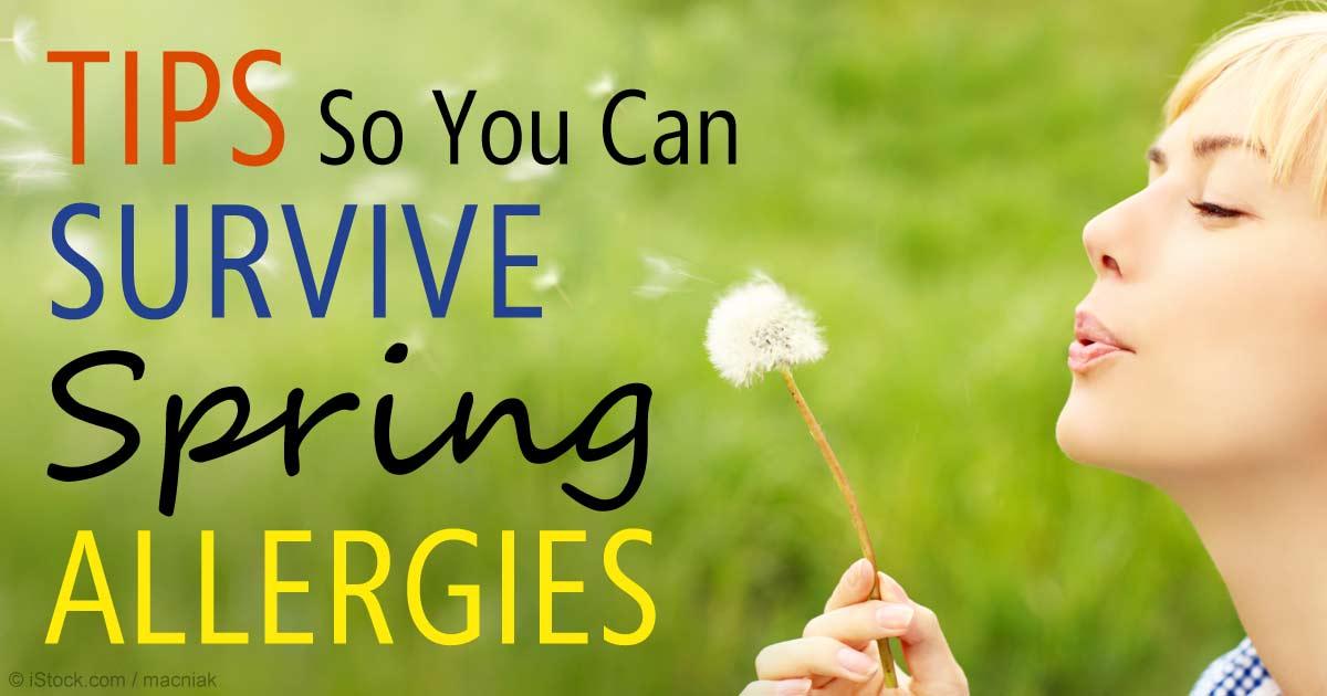 8 Tips for Surviving a Horrible Allergy Season
