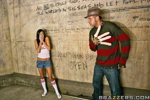 Freddy krueger porno