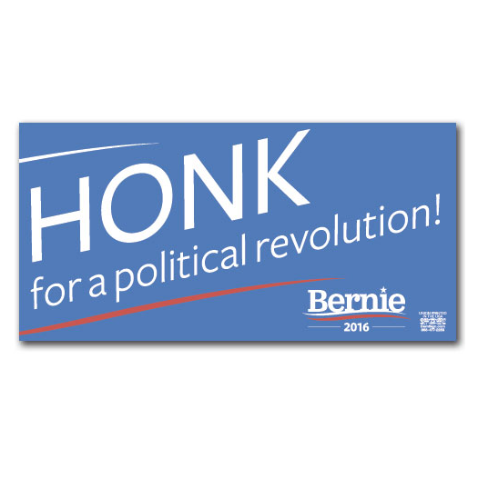 bernie sanders for president bumper sticker. 0 replies retweets likes bernie sanders for president bumper sticker