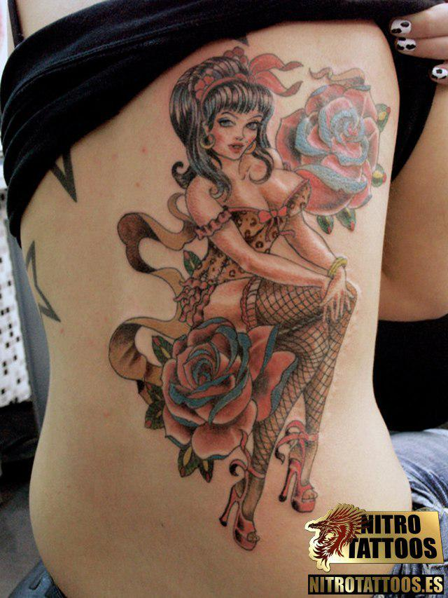 "Tatuajes Pin Up nitro tattoos on twitter: ""tattoo chicas pin up: http://t.co"