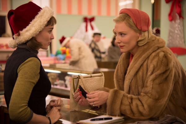 Rooney Mara shared a bed with Cate Blanchett, & the Best Actress award with Emmanuelle Bercot. http://t.co/1kSExKnq7C http://t.co/qJaqZbD4fa