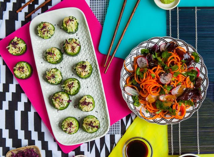 Summer-ready appetizers thanks to the food gurus @HemsleyHemsley: http://t.co/Fxfjr5CUko http://t.co/c0EPIAb8n3