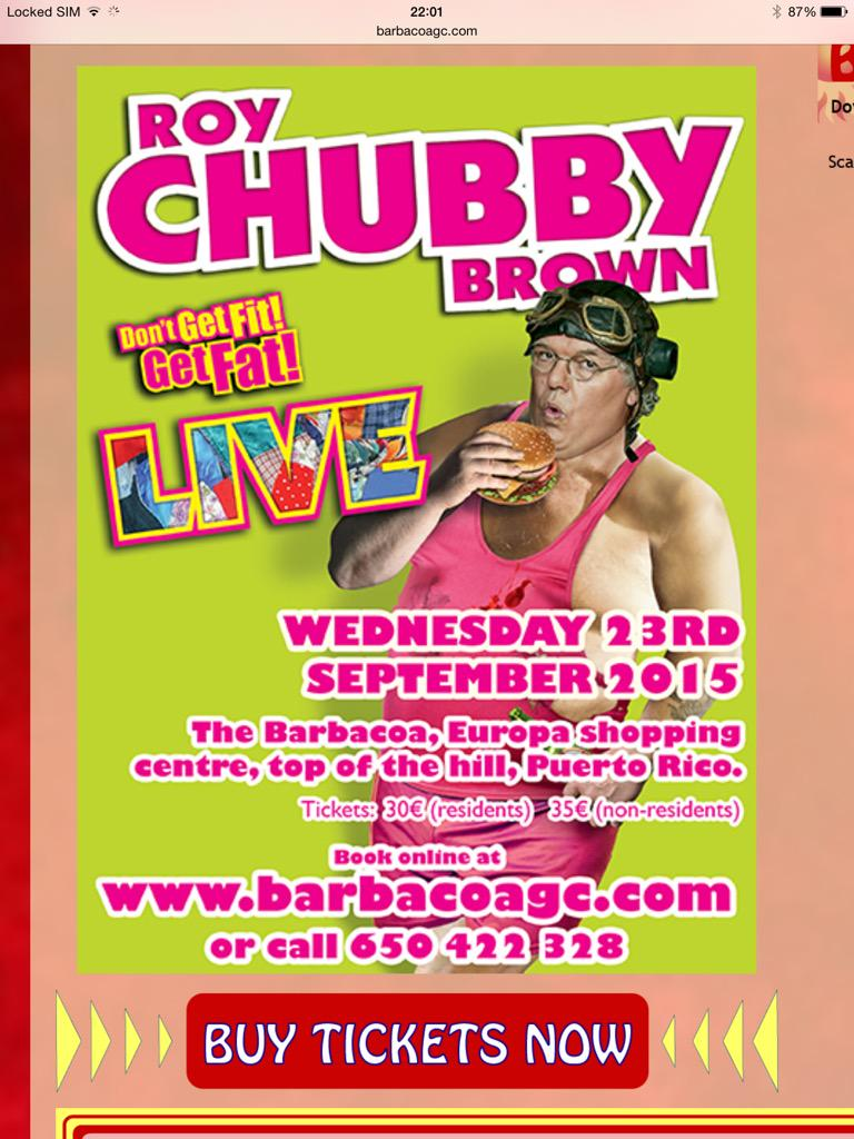 Chubby brown online