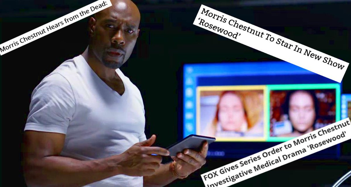 #Blessed and Gettin' It In For Ya' Fam! #ROSEWOOD #Fall2015 #FOX http://t.co/i27Om4LZ44