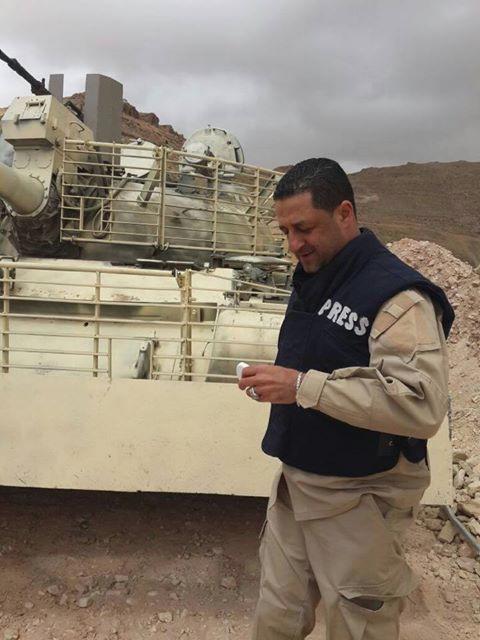 الدبابه T-55 السوريه ودورها في الحرب القائمه هناك  CFAJCFTUgAINclH