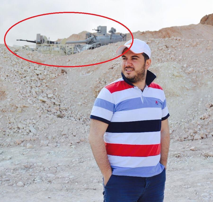 الدبابه T-55 السوريه ودورها في الحرب القائمه هناك  CFAJCVmVAAAo-j4