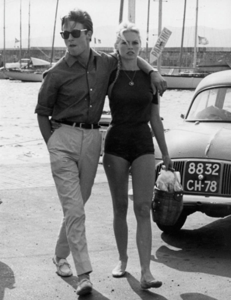 Zelmira Kroselj On Twitter Historyinpics Brigitte Bardot And