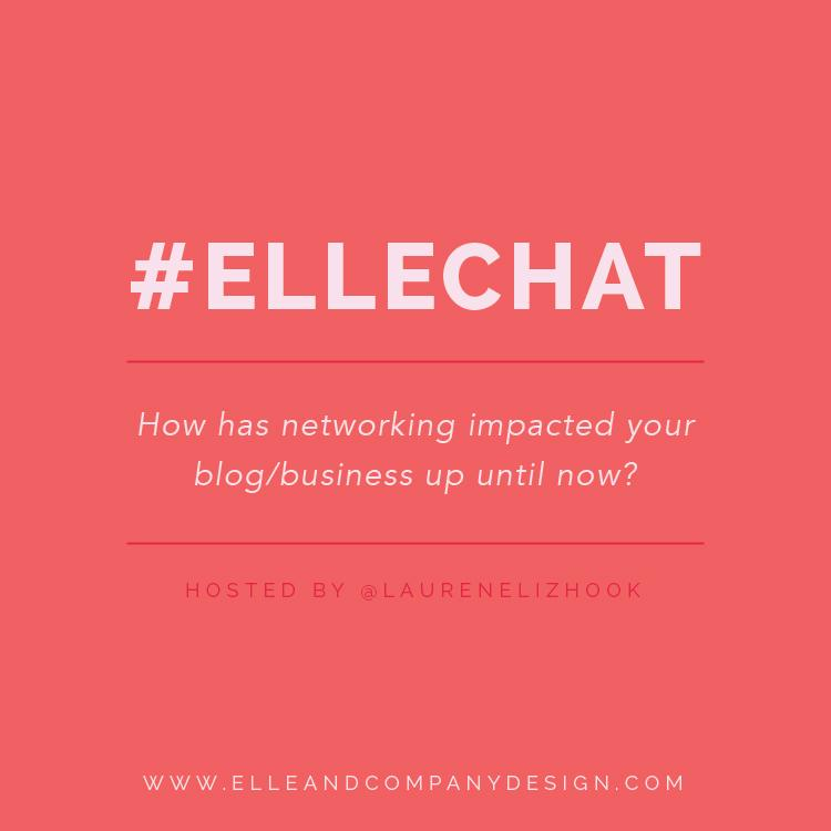 Let's jump in! Q1: How has networking impacted your blog/business up until now? #ellechat http://t.co/JzM04vd15h