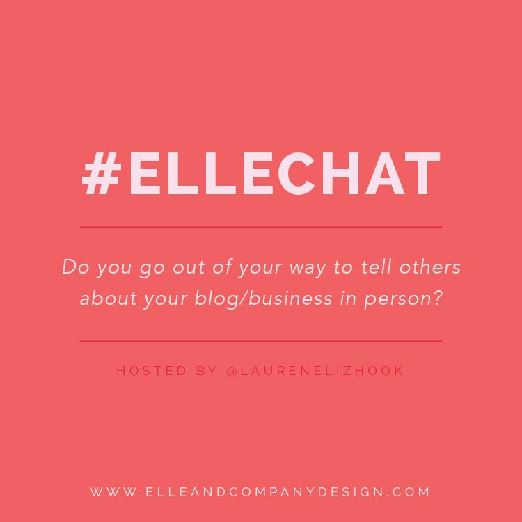 Q4: Do you go out of your way to tell others about your blog/business in person? #ellechat http://t.co/EasxJ58iym
