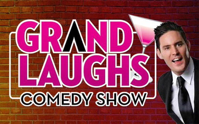 Thursday - Free comedy show at Downtown Grand by Paul Scally - (7:30pm Doors Open) LAS VEGAS http://t