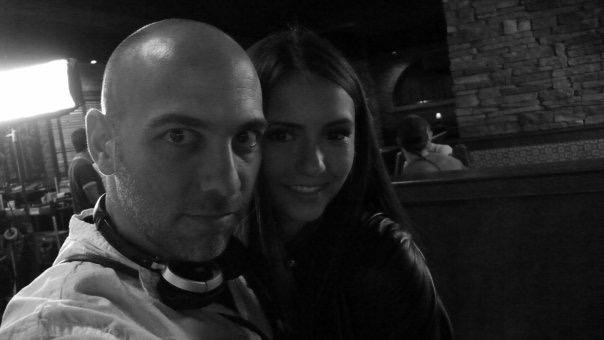 @ninadobrev remember the day we rehearsed at my house for your #tvd screen test! 6 yrs flew by! On to the next one! http://t.co/rjA4aGLfYC