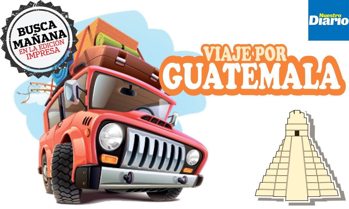 Nuestro Diario On Twitter Conoce Guatemala Por Medio De Un Juego