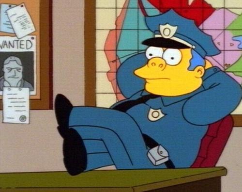 Mientras tanto la policia trabajando en la Bombonera.