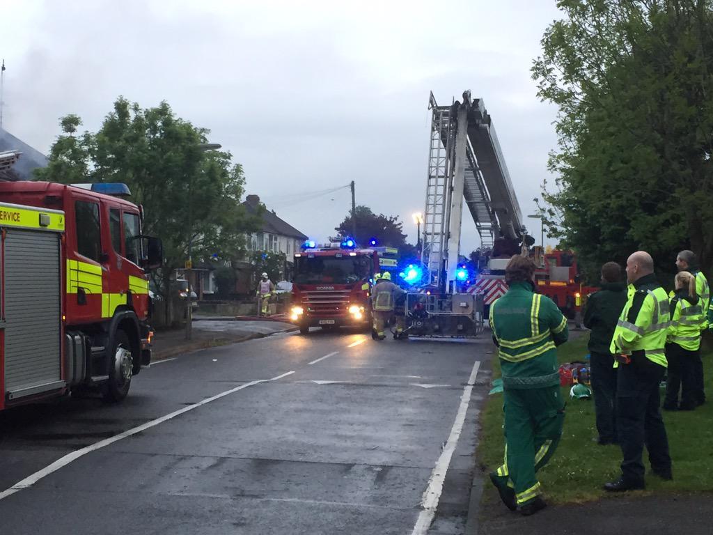 Surrey fire service vacancies