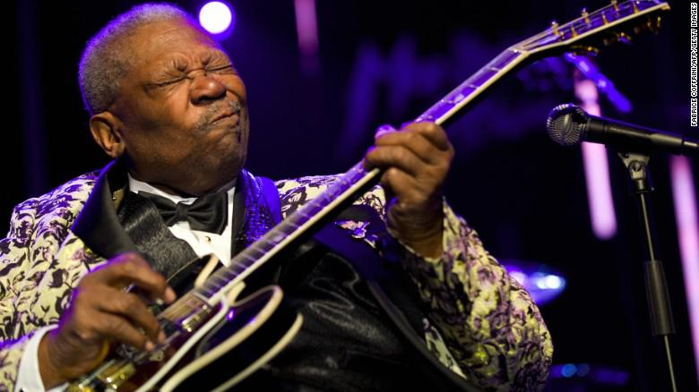 Blues legend B.B. King died Thursday night at age 89, his daughter said. http://t.co/0mnY7zOEPI