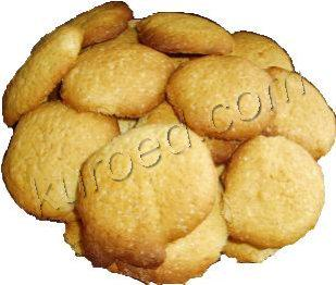 Рецепты печенья на молоке