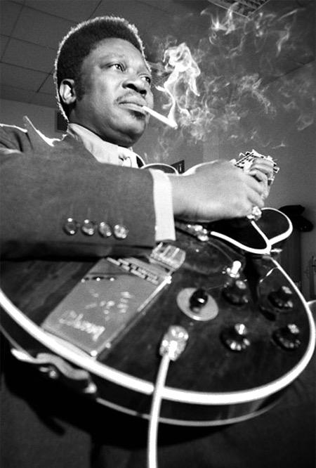 BB, anyone could play a thousand notes and never say what you said in one. #RIP #BBKing http://t.co/YvZYH8hyJE