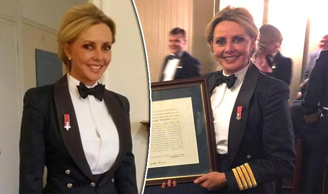 RT @Daily_Express: 'Very tasty' @carolvorders causes Twitter meltdown by sharing snap in her RAF uniform http://t.co/2YUY7xBs8V http://t.co…
