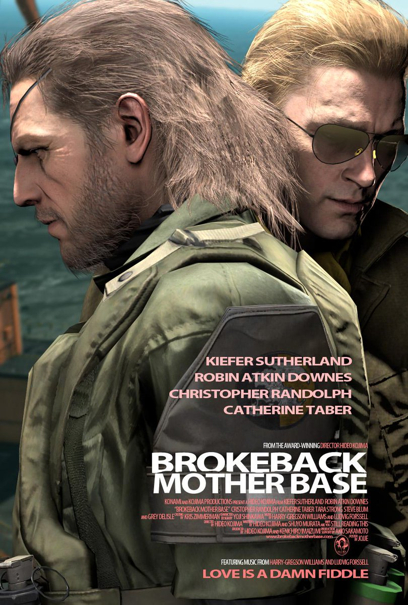 Kazuhira Miller On Twitter Brokeback Motherbase Kojima Hideo Http T Co Vha1xcokgn Before you reach your destination, try to secure the entire northern part of the village, which will make. brokeback motherbase kojima hideo http