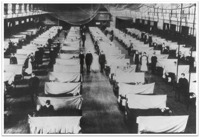 La gran pandemia de gripe de 1918 en EE.UU. #microMOOC http://t.co/XQrfNnvNgY http://t.co/bP4HBbcJXu