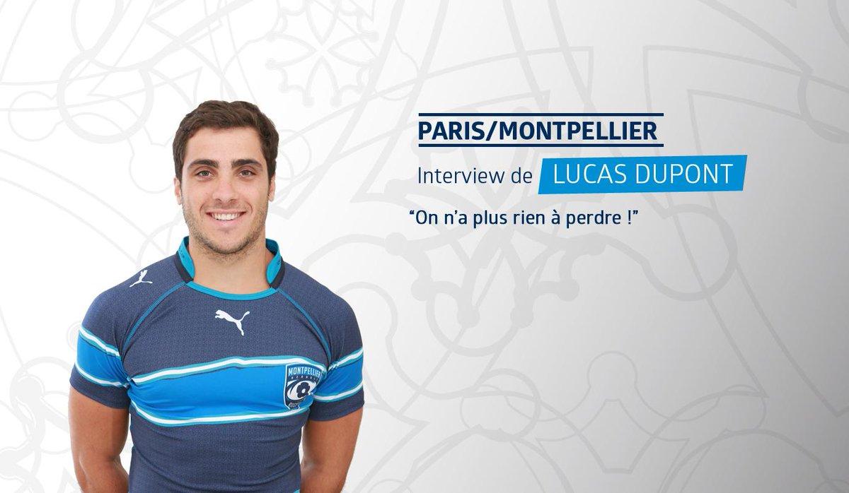 #ITW Découvrez l'interview de @dupont_lu...