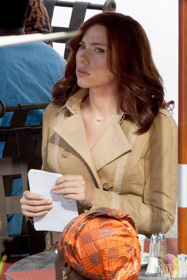 Scarlett Johansson Is Back The