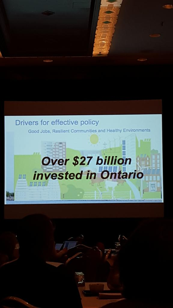 #Ontario aiming for good jobs, resilient communities, healthy evironments. José Etcheverry @yorkuniversity #REcities http://t.co/LbmfDO7Xn1