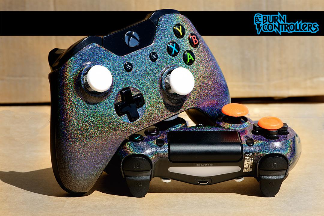 burn controllers fr on twitter la manette bc hologram disponible sur les bc lab one et ps4. Black Bedroom Furniture Sets. Home Design Ideas