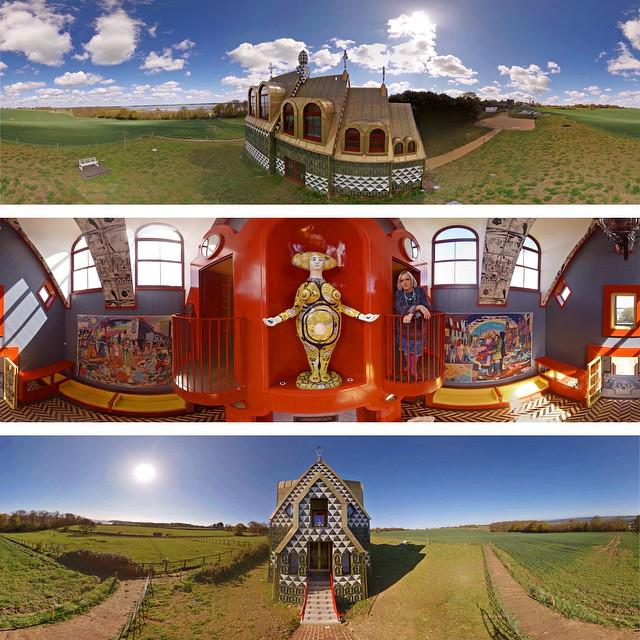 Grayson perry on twitter 360 degree tour of the house for 360 degree house tour
