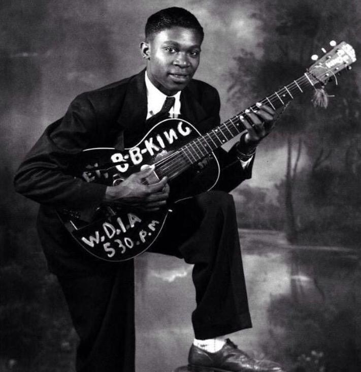 Long live the King #BBKing http://t.co/4PiAZj5XwJ