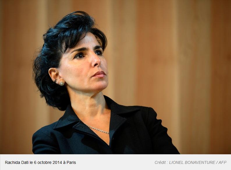 Épinglée par Cour des comptes, Rachida #Dati met en cause des proches de Nicolas #Sarkozy http://t.co/1SZAgIJfpw #UMP http://t.co/Y0zL0OkEXw